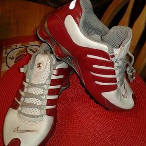 Women's Nike Shox.....New